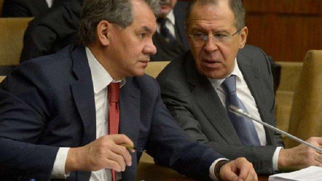 Росіяни найвище оцінюють роботу Шойгу і Лаврова