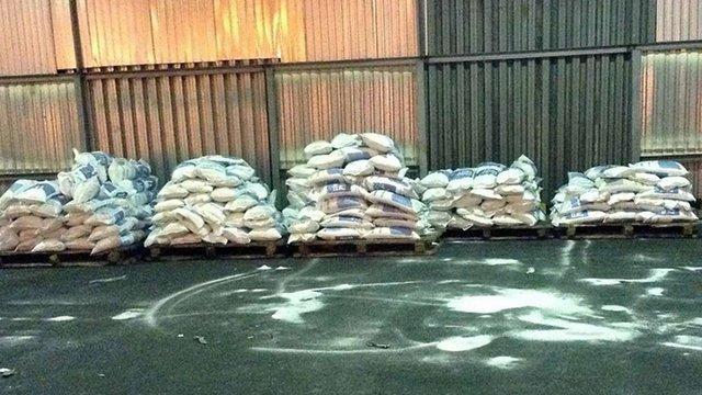 В одеському порту СБУ вилучила майже 146 кг героїну