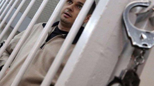 В інтернеті збирають гроші на фільм про Олега Сенцова