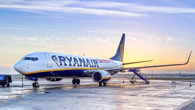 Лоукост Ryanair готовий співпрацювати із львівським аеропортом