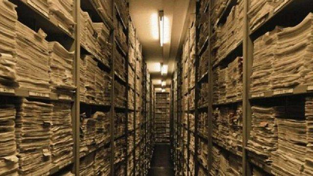 Парламент відкрив доступ до архівів КДБ