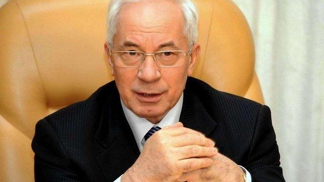Азаров заявив, що подасть до суду на радника голови СБУ Лубківського за наклеп