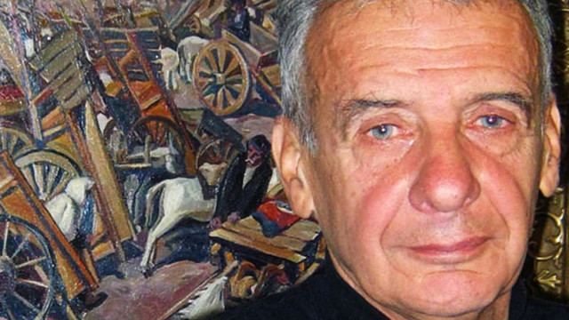 Помер відомий львівський художник Богдан Сорока