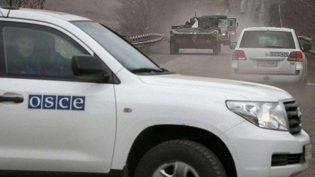 У Широкиному можна зустріти лише озброєних бойовиків ДНР, - ОБСЄ