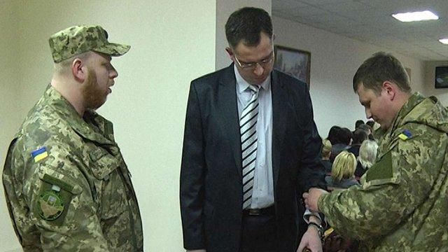 Суд арештував прокурора Краматорська і його заступників (відео)