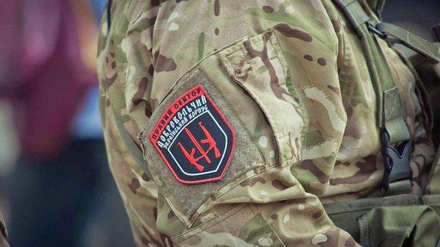 «Правий сектор» відвів батальйони ДУК від лінії зіткнення з терористами