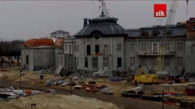 Генпрокуратура відсудила землю, де Юра Єнакіївський будував «Межигір'я-2»