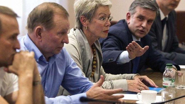 Тристороння контактна група 14 квітня проведе конференцію з бойовиками ДНР і ЛНР