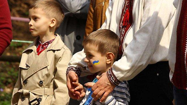 Львів'яни відзначили Великдень гаївками та конкурсами