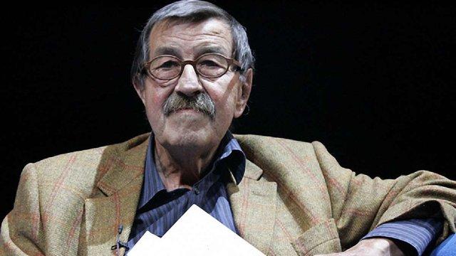 Помер володар Нобелівської премії з літератури Гюнтер Грасс