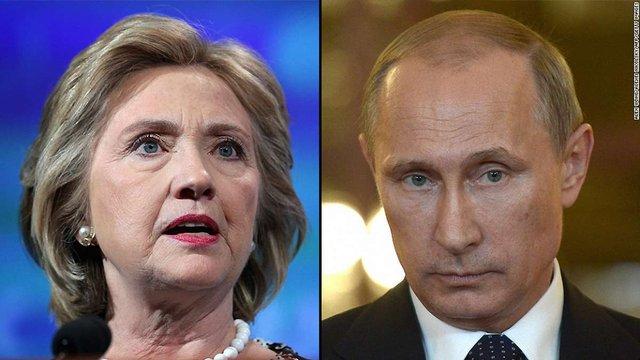Клінтон назвала лідерів Європи «слабаками» через їх позицію щодо України
