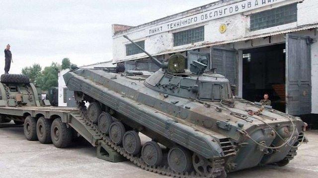 За тиждень для ЗСУ відремонтували близько 250 одиниць техніки