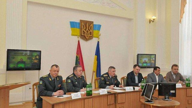 Генерал Володимир Плешко очолив Західний кордон управління Держприкордонслужби