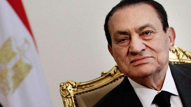 Помер екс-президент Єгипту Хосні Мубарак