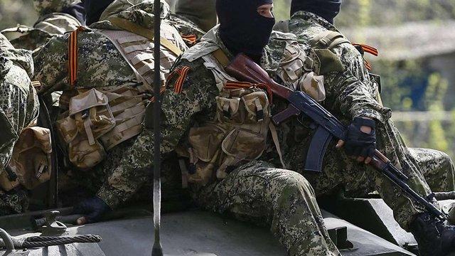 Терористи за день 24 рази обстріляли позиції сил АТО, – штаб