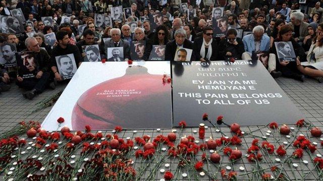 Європарламент визнав геноцид вірмен