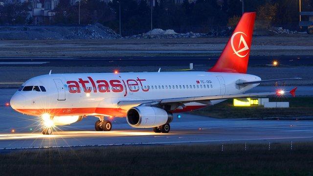 Львів стане першим містом в Україні, з якого почнуть літати судна авіакомпанії Atlasjet