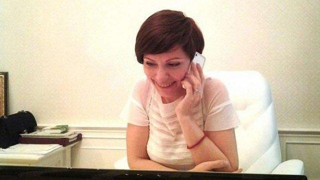 Олена Бондаренко заявила, що їй погрожують вбивством