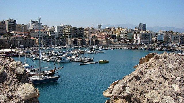 Біля берегів острова Крит стався землетрус магнітудою 6,1 балів