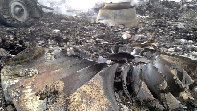 Міжнародні експерти знайшли нові уламки Bоеing 777 на Донбасі