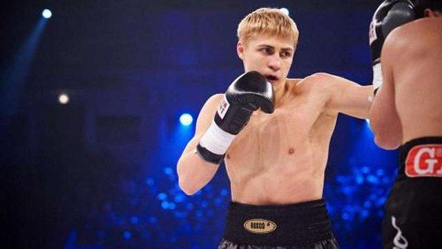 Український боксер очолив рейтинг WBO