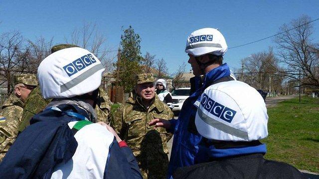 ОБСЄ встановить цілодобове спостереження в районі Широкиного