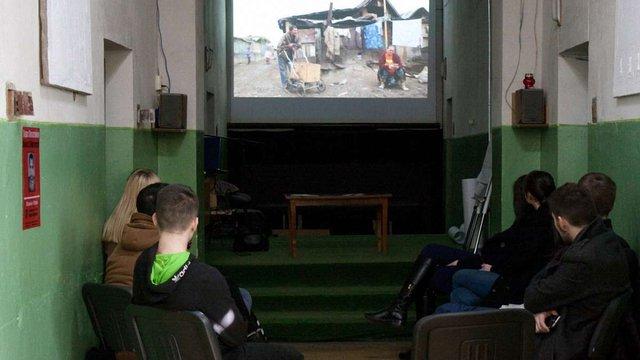 У Львові запрацював кіноклуб медіа-просвіти з прав людини