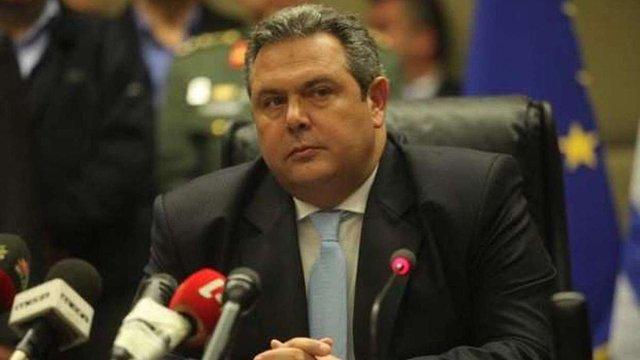 МЗС України спростувало заяви грецького міністра про «фашистів-українців»