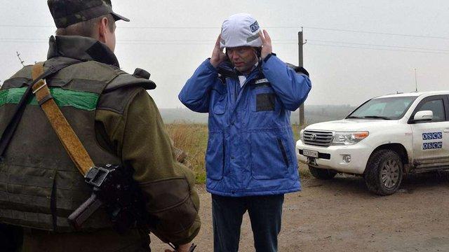 ОБСЄ: Військові повідомляють, що перемир'я порушує «третя сила»