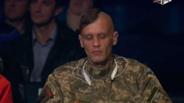 Російські коментатори сплутали бійця АТО з Олександром Усиком «в американській формі»