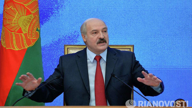 Олександра Лукашенка не буде на параді 9 травня в Москві