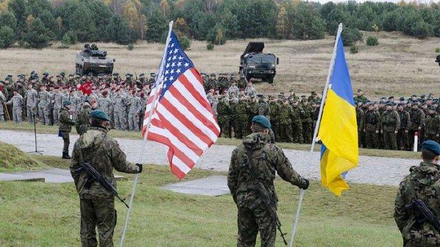 Сьогодні американські військові почнуть готувати нацгвардійців до бойових дій
