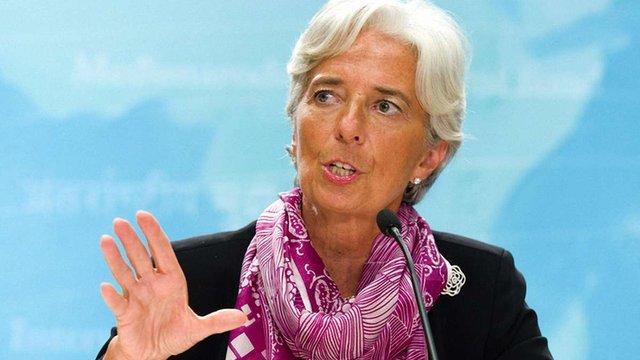 МВФ відзначив прогрес у реалізації Україною економічних реформ
