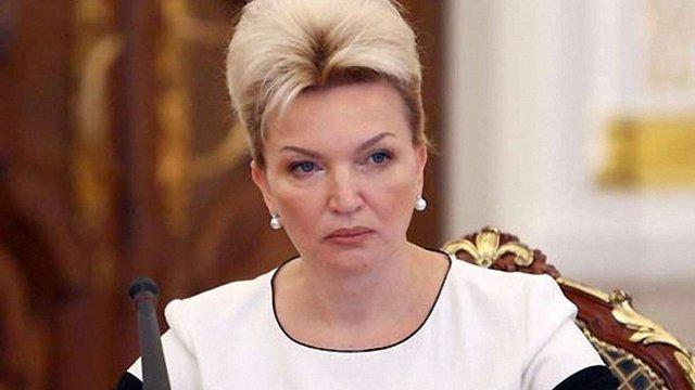 ГПУ наклала арешт на українську нерухомість Раїси Богатирьової