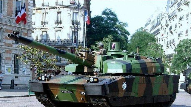 Цього тижня до Польщі приїде французька танкова рота