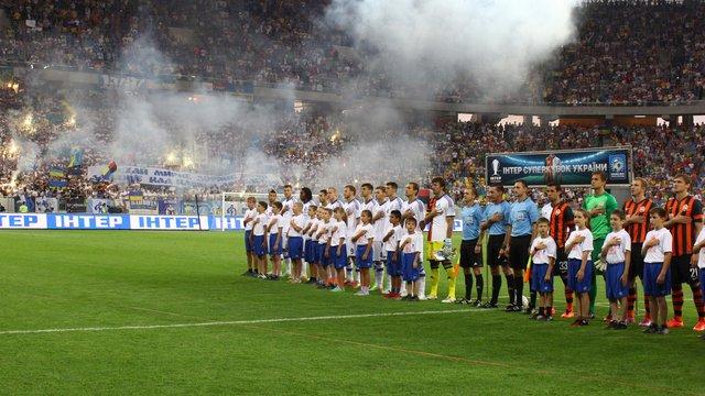 Новий сезон чемпіонату України з футболу стартує 18 липня