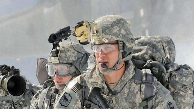 Американські військові привезли нацгвардійцям 85 приладів нічного бачення