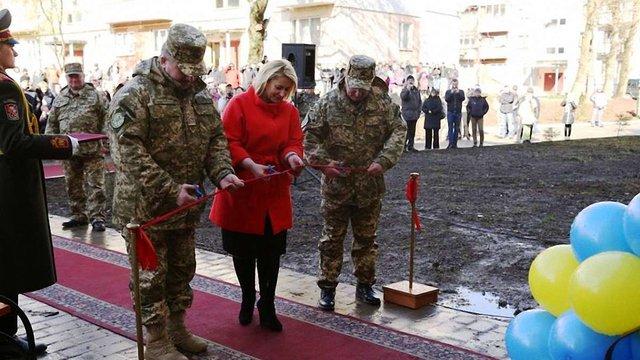 У Львівському гарнізоні для військових звели 64-квартирний будинок