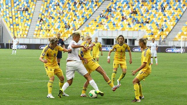 Жіноча футбольна збірна дізналась суперників у відборі на Євро-2017