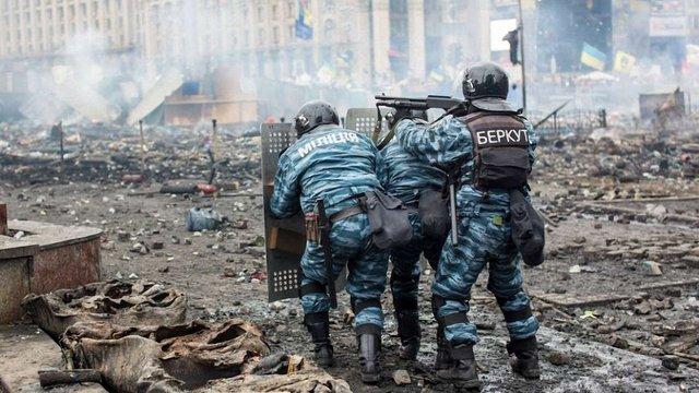 Росія постачала зброю для вбивства майданівців спеціальним літаком, – Наливайченко