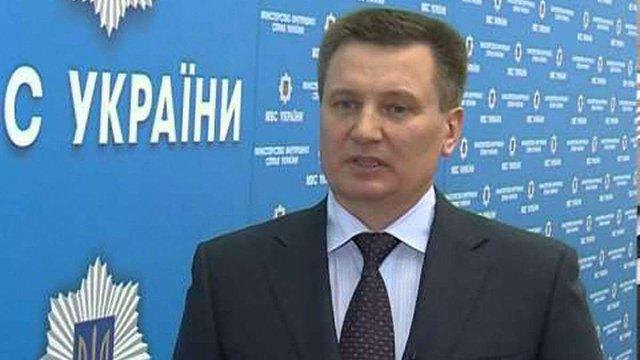 Заступник голови МВС Віталій Сакал пішов у відставку, тому що автоматично потрапив під люстрацію