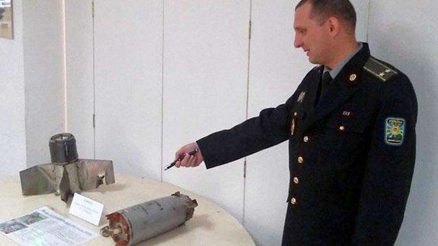 Генштаб оприлюднив нові докази використання новітньої зброї з РФ на Донбасі