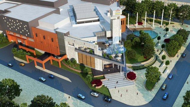 У Львові відкриють торговий центр, збудований за особливими екостандартами