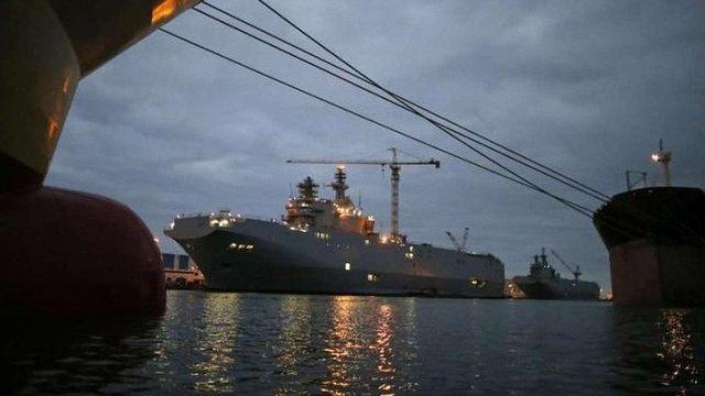 Росія і Франція вирішили розірвати контракт по «Містралях», - Reuters