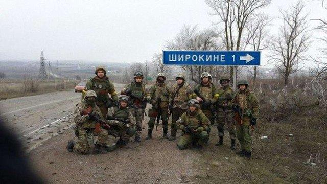 Бойовики намагалися прорвати оборону українських бійців в районі Широкиного