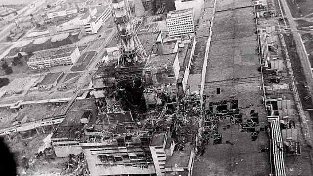 26 квітня виповнилося 29 років з дня Чорнобильської трагедії