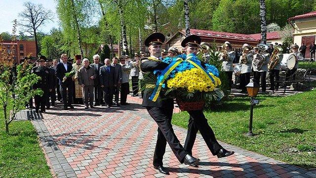 У Львівському університеті БЖД відзначили роковини Чорнобильської катастрофи