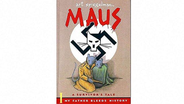В Москві вилучили з продажу комікс про Голокост