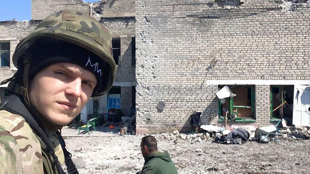 Руфер Мустанг пішов воювати рядовим солдатом під Широкіно