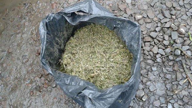 Волинянин хотів продати на Львівщині марихуани на ₴150 тис.